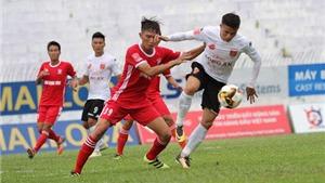 Trực tiếp Bình Định vs Long An. BĐTV, VTV6 trực tiếp bóng đá Việt Nam