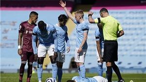 Bảng xếp hạngNgoại hạng Anh: Man City thua trận, MU sẽ thu hẹp khoảng cách?