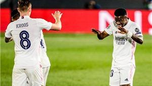 Bảng xếp hạng bóng đá Tây Ban Nha vòng 36: Real Madrid vượt Barca, bám đuổi Atletico
