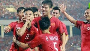 Danh sách chính thức đội tuyển Việt Nam đá vòng loại World Cup 2022 tại UAE