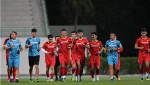 Lịch thi đấu vòng loại World Cup 2022 bảng G: Việt Nam vs Malaysia, Indonesia vs UAE