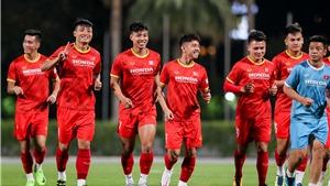 Lịch thi đấu vòng loại World Cup 2022: Việt Nam vs Indonesia. VTV6 VTV5 trực tiếp bóng đá