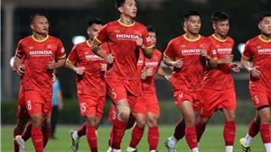 Bảng xếp hạng bảng G vòng loại World Cup 2022. BXH bóng đá Việt Nam