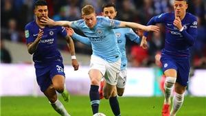 Kết quả Chung kếtcúp C1/Champions League: Man City - Chelsea