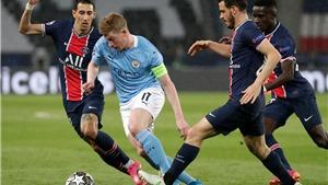 Kết quả bán kết lượt vềcúp C1/Champions League:Man City vs PSG