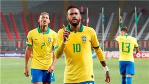 Kết quả bóng đá Copa America 2021: Brazil vs Venezuela, Colombia vs Ecuador