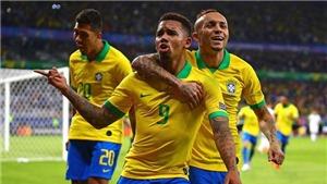 Video clip bàn thắng trận Brazil vs Venezuela, vòng bảng Copa America 2021