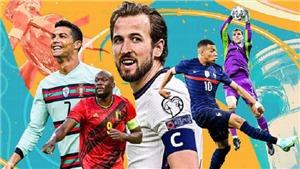 Bảng xếp hạngEURO 2021 - Bảng xếp hạng bóng đá EURO hôm nay