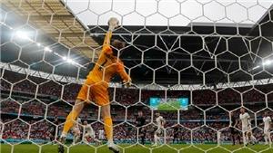 Pha cứu thua siêu đẳng của Pickford đưa Anh vượt qua Đức ở vòng 1/8 EURO 2021