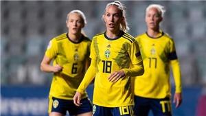 Link xem trực tiếp bóng đá nữ Thụy Điển vs Mỹ, Olympic 2021