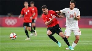 VTV5 trực tiếp bóng đá nam U23 Tây Ban Nha vs Bờ Biển Ngà, Olympic 2021 (15h hôm nay)