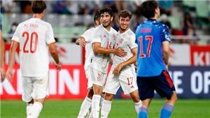 Video U23 Tây Ban Nhavs Bờ Biển Ngà, Olympic 2021: Clip bàn thắng highlights