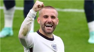 Anh vs Ý: Luke Shaw ghi bàn thắng nhanh nhất trong lịch sử chung kết EURO
