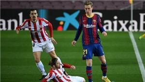 Soi kèo nhà cái Athletic Bilbao vs Barcelona và nhận định bóng đá Tây Ban Nha (3h00, 22/8)