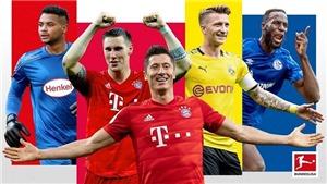 KẾT QUẢ bóng đá - Kết quả bóng đá Đức hôm nay - Kết quả bóng đá Bundesliga
