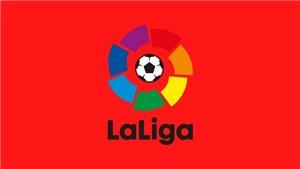 Bảng xếp hạng bóng đá Tây ban Nha. Lịch thi đấu,kết quả bóng đá La Liga