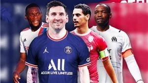 Bảng xếp hạng bóng đá Ngoại hạng Anh, Serie A, Ligue 1, Bundesliga, La Liga