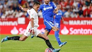 Soi kèo nhà cái Getafe vs Sevilla. BĐTV trực tiếp bóng đá Tây Ban Nha(1h00 ngày 24/8)