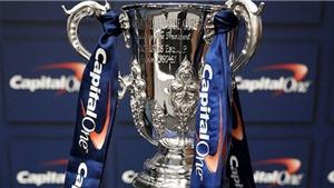 Lịch thi đấu và trực tiếp bóng đá Anh League Cup vòng 2