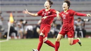 Lịch thi đấu bóng đá nữ cúp châu Á 2022. Trực tiếpbóng đá nữ Việt Nam vs Maldives