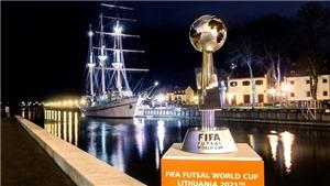 Kết quả Futsal World Cup 2021 - Kết quả Futsal thế giới 2021 vòng tứ kết