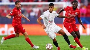 TRỰC TIẾP bóng đá Salzburg vs Lille, Cúp C1 (23h45, 29/9)