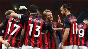 TRỰC TIẾP bóng đá Milan vs Lazio, bóng đá Ý (23h00, 12/9)