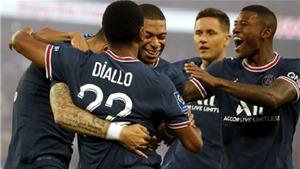 KẾT QUẢ bóng đá PSG 4-0 Clermont, bóng đá Pháp hôm nay