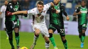 Soi kèo nhà cái Sassuolo vs Torino và nhận định bóng đá Ý (1h45, 18/9)