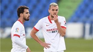 TRỰC TIẾP bóng đá Wolfsburgvs Sevilla, Cúp C1 (2h00, 30/9)