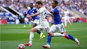 Điểm nhấn Leicester 0-1 Man City:Người hùng Silva. Chiến thắng nhỏ, giá trị lớn