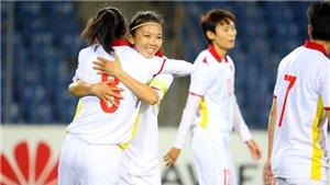 Lịch thi đấu bóng đá nữ Việt Nam vs Tajikistan - Trực tiếp bóng đá nữ châu Á 2022