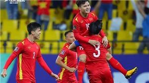 CHẤM ĐIỂM tuyển Việt Nam: Quang Hải và Tấn Trường hay nhất