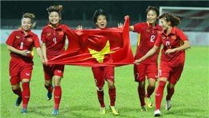 Xem trực tiếp bóng đá nữ Việt Nam vs Tajikistan - Vòng loại bóng đá nữ châu Á khi nào?