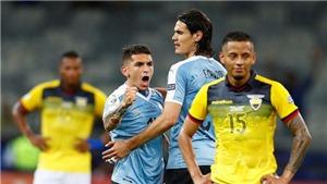 Soi kèo nhà cái Uruguay vs Ecuador và nhận định bóng đá vòng loại World Cup 2022 (5h30, 10/9)