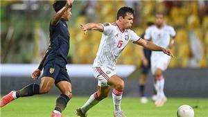 VIDEO UAE vs Iran, vòng loại World Cup 2022