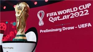 Bảng xếp hạng vòng loại World Cup 2022 khu vực Nam Mỹ