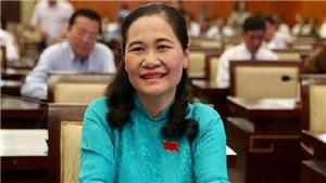 Bà Nguyễn Thị Lệ được bầu làm Chủ tịch HĐND Thành phố Hồ Chí Minh
