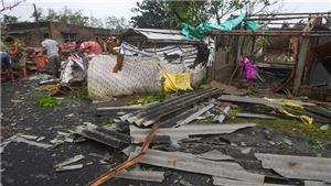 Bão Bulbul làm hơn 40 người thiệt mạng và mất tích tại Bangladesh và Ấn Độ