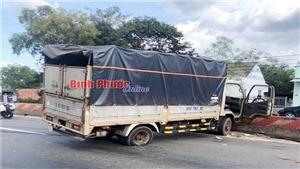 Truy bắt đối tượng cướp xe tải táo tợn ở Bình Phước