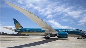 Vietnam Airlines tiếp tục điều chỉnh nhiều chuyến bay do ảnh hưởng của bão Tapah