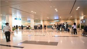 Sân bay Cần Thơ đón 3 chuyến bay với hơn 600 hành khách từ Hàn Quốc