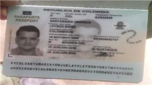 Dịch COVID-19: Quảng Nam tìm kiếm nam du khách Colombia trốn cách ly