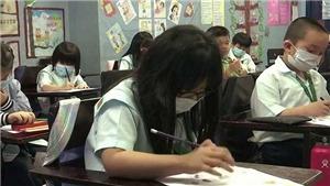 Ngày 1 và 2/2, Hà Nội bắt đầu tổng vệ sinh các trường học phòng ngừa bệnh do nCoV