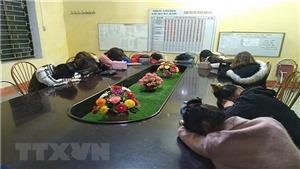 Hải Dương: Đề nghị khởi tố vụ án tàng trữ trái phép chất ma túy trong quán Karaoke