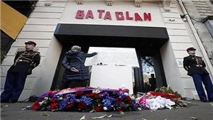 Pháp: 20 nghi phạm bị đưa ra xét xử liên quan loạt vụ tấn công khủng bố tại Paris năm 2015