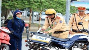 Xử lý gần 15.000 trường hợp vi phạm nồng độ cồn sau một tháng tổng kiểm soát ôtô khách, xe container và môtô