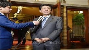 Nhật Bản ủng hộ quyết định của Tổng thống Mỹ