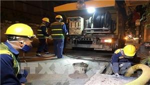 Vụ cháy tại Công ty Cổ phần Bóng đèn phích nước Rạng Đông: Đã vận chuyển hơn 50 tấn phế thải đi xử lý