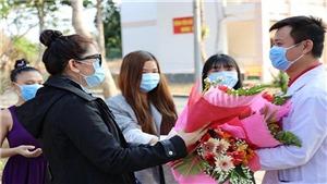 Dịch bệnh COVID-19: Bốn bệnh nhân tại Thành phố Hồ Chí Minh được xuất viện